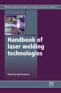 Cover image for Handbook of Laser Welding Technologies
