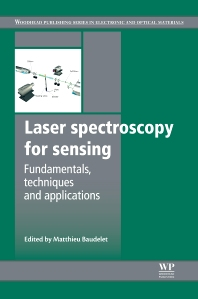 Laser Spectroscopy for Sensing - 1st Edition - ISBN: 9780081013854, 9780857098733