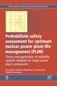 Cover image for Probabilistic Safety Assessment for Optimum Nuclear Power Plant Life Management (PLiM)