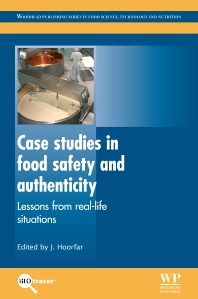 Cover image for Case Studies in Food Safety and Authenticity
