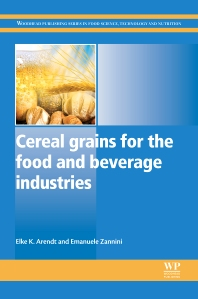 Cover image for Cereal Grains for the Food and Beverage Industries