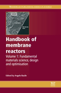 Cover image for Handbook of Membrane Reactors