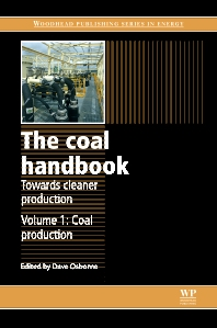 Cover image for The Coal Handbook: Towards Cleaner Production
