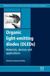 Cover image for Organic Light-Emitting Diodes (OLEDs)