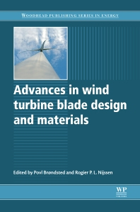 Cover image for Advances in Wind Turbine Blade Design and Materials