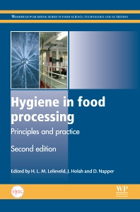 Cover image for Hygiene in Food Processing