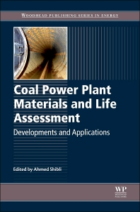 Cover image for Coal Power Plant Materials and Life Assessment