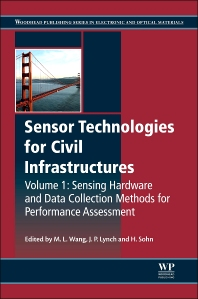 Cover image for Sensor Technologies for Civil Infrastructures, Volume 1