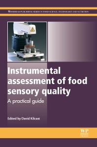 Cover image for Instrumental Assessment of Food Sensory Quality
