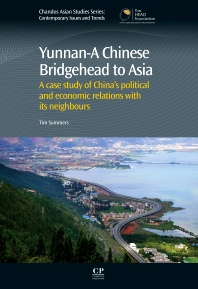 Cover image for Yunnan-A Chinese Bridgehead to Asia