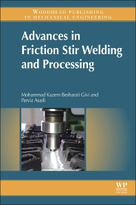 Book Series: Advances in Friction-Stir Welding and Processing