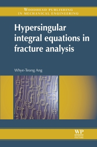 Cover image for Hypersingular Integral Equations in Fracture Analysis
