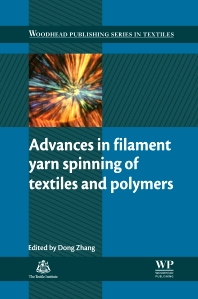 Cover image for Advances in Filament Yarn Spinning of Textiles and Polymers