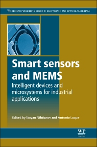 Cover image for Smart Sensors and MEMS