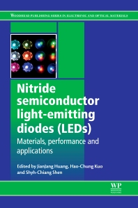 Cover image for Nitride Semiconductor Light-Emitting Diodes (LEDs)