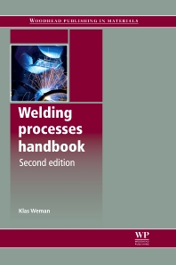 Cover image for Welding Processes Handbook