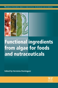 Cover image for Functional Ingredients from Algae for Foods and Nutraceuticals