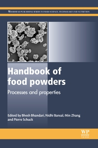 Cover image for Handbook of Food Powders
