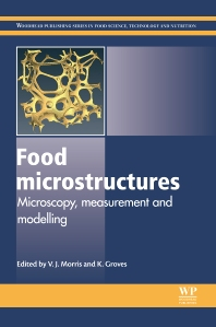 Cover image for Food Microstructures
