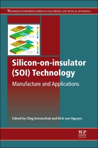 Cover image for Silicon-On-Insulator (SOI) Technology