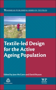 Cover image for Textile-led Design for the Active Ageing Population