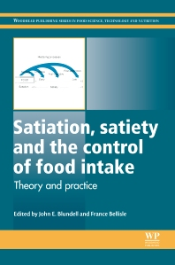 Cover image for Satiation, Satiety and the Control of Food Intake