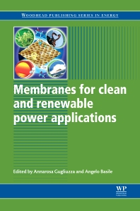 Cover image for Membranes for Clean and Renewable Power Applications
