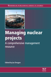 Cover image for Managing Nuclear Projects