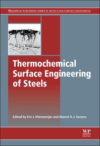Cover image for Thermochemical Surface Engineering of Steels