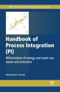 Cover image for Handbook of Process Integration (PI)