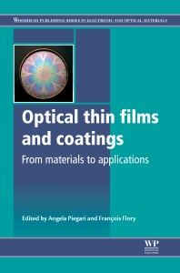 Cover image for Optical Thin Films and Coatings