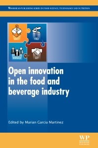 Cover image for Open Innovation in the Food and Beverage Industry