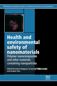 Cover image for Health and Environmental Safety of Nanomaterials