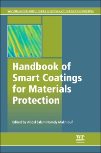 Cover image for Handbook of Smart Coatings for Materials Protection