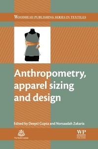Anthropometry, Apparel Sizing and Design - 1st Edition - ISBN: 9780857096814, 9780857096890