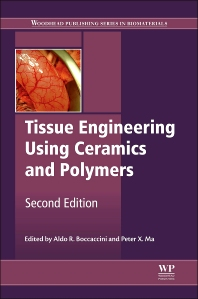 Cover image for Tissue Engineering Using Ceramics and Polymers