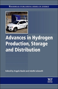 Cover image for Advances in Hydrogen Production, Storage and Distribution