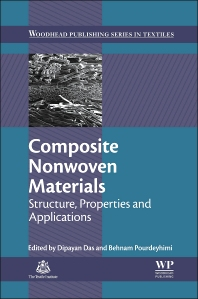 Cover image for Composite Nonwoven Materials