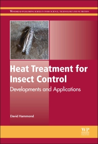 Heat Treatment for Insect Control - 1st Edition - ISBN: 9780857097767, 9780857097811