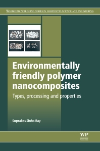 Cover image for Environmentally Friendly Polymer Nanocomposites