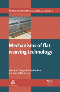 Cover image for Mechanisms of Flat Weaving Technology