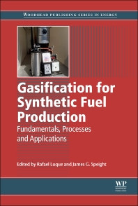 Cover image for Gasification for Synthetic Fuel Production