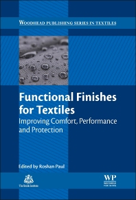 Cover image for Functional Finishes for Textiles