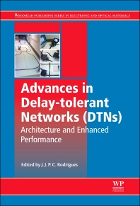 Cover image for Advances in Delay-tolerant Networks (DTNs)