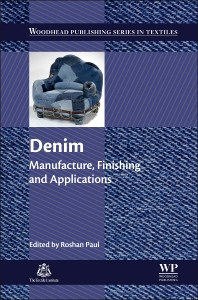 Cover image for Denim