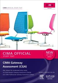 CIMA Gateway Assessment (CGA) Study Text 2011-2012 Edition