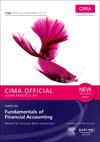 CIMA Official Exam Practice Kit: Fundamentals of Financial Accounting 2012-2013 edition