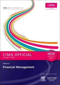 CIMA Official Study Text Financial Management 2012-2013 edition