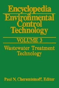 Encyclopedia of Environmental Control Technology: Volume 3, 1st Edition,Paul Cheremisinoff,ISBN9780872012479