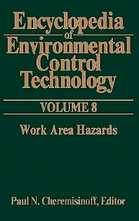 Cover image for Encyclopedia of Environmental Control Technology: Volume 8
